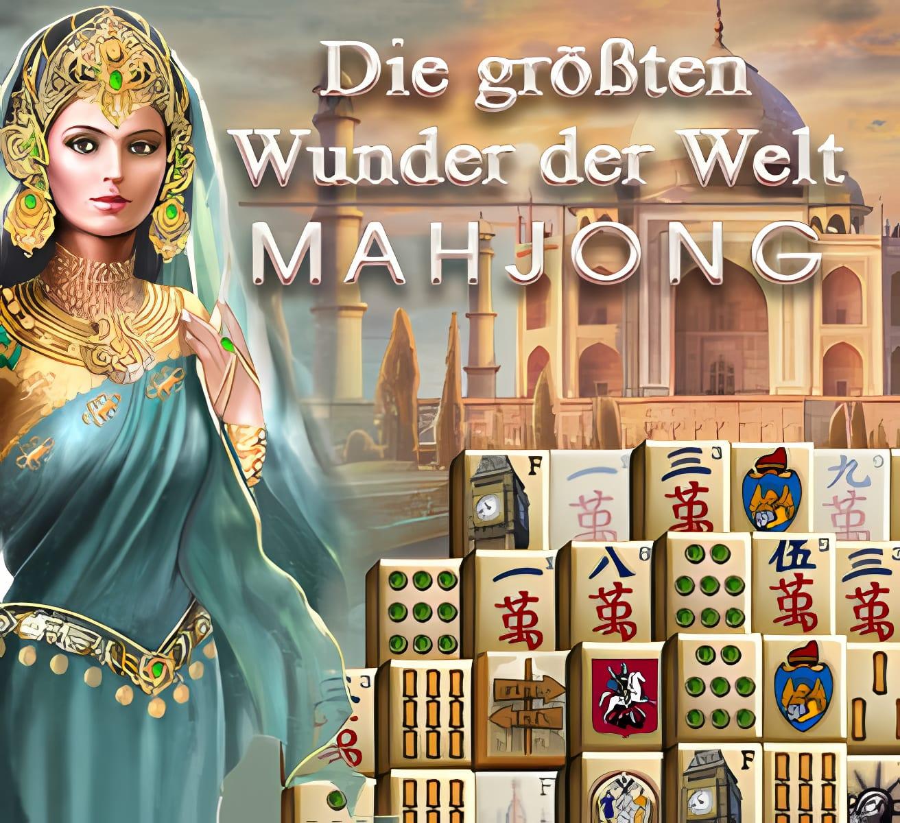 Die größten Wunder der Welt - Mahjong