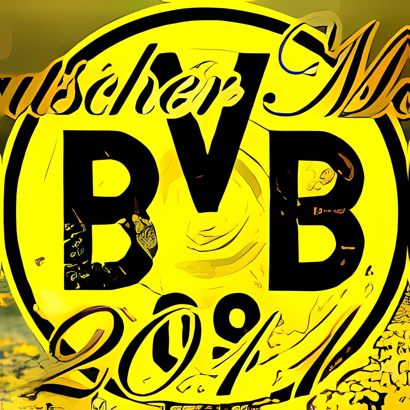 Borussia Dortmund Deutscher Meister 2011 Wallpaper