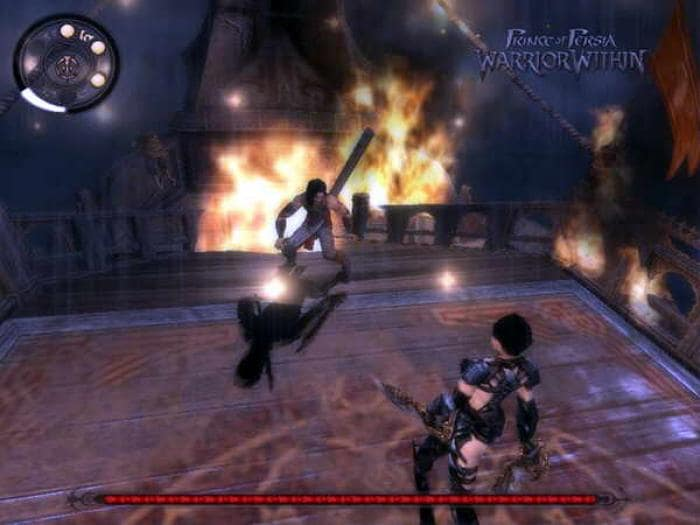 Prince of Persia: L'ame du Guerrier