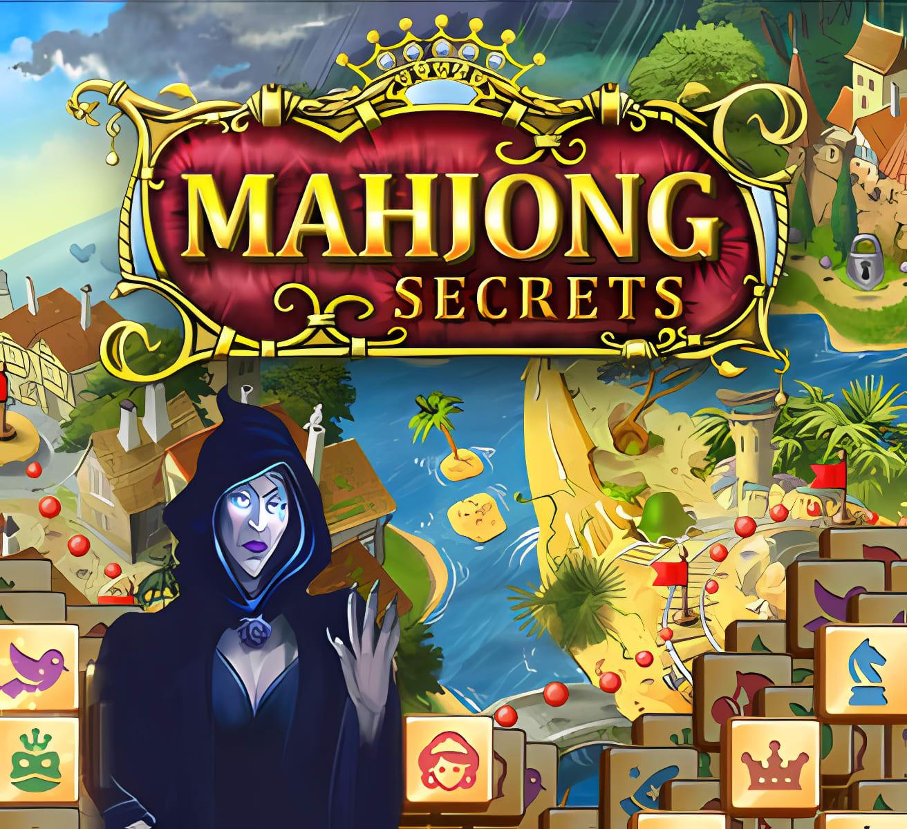 Mahjong Secrets: Die verlorene Schwester 1.0.0.46