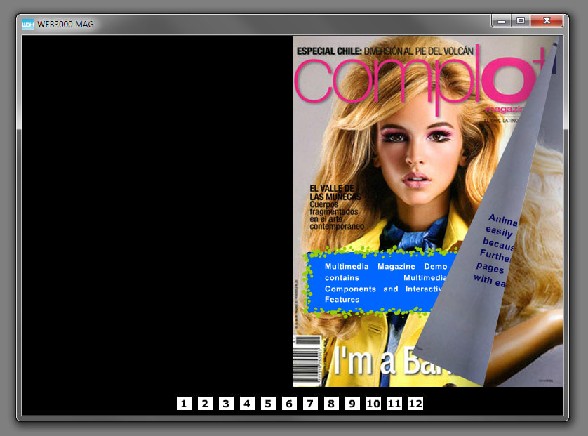 WEB3000 Magazine 2.0.0.020