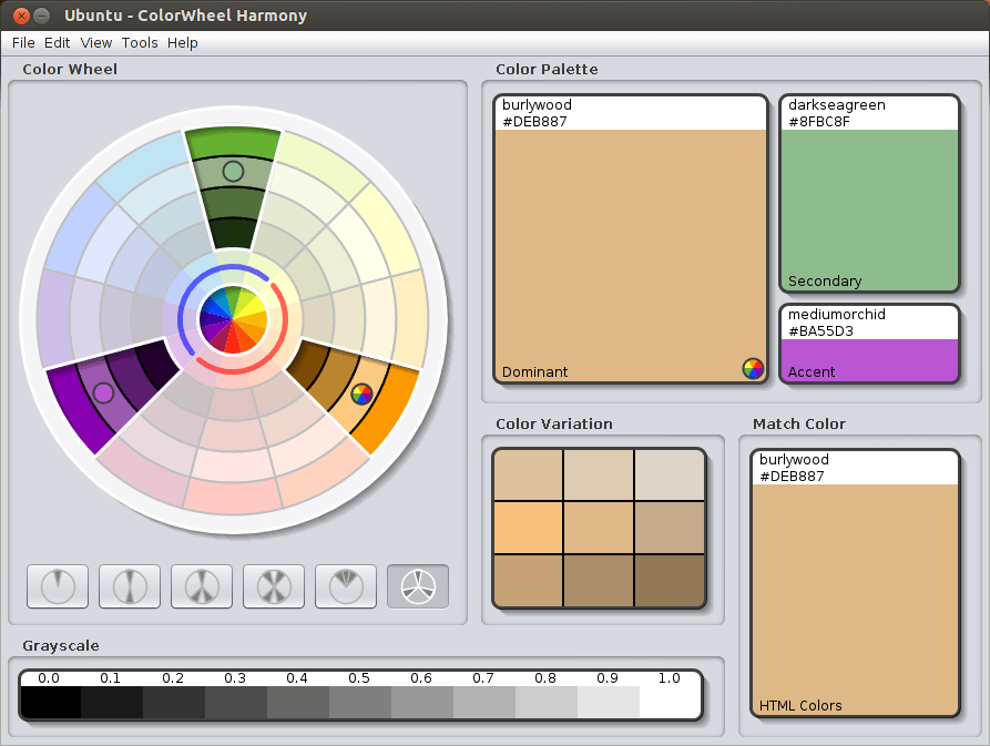 ColorWheel Harmony