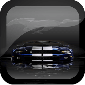 Shelby Mustang Live Wallpaper 2