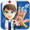Baby Girl Hand Doctor Kid game 1
