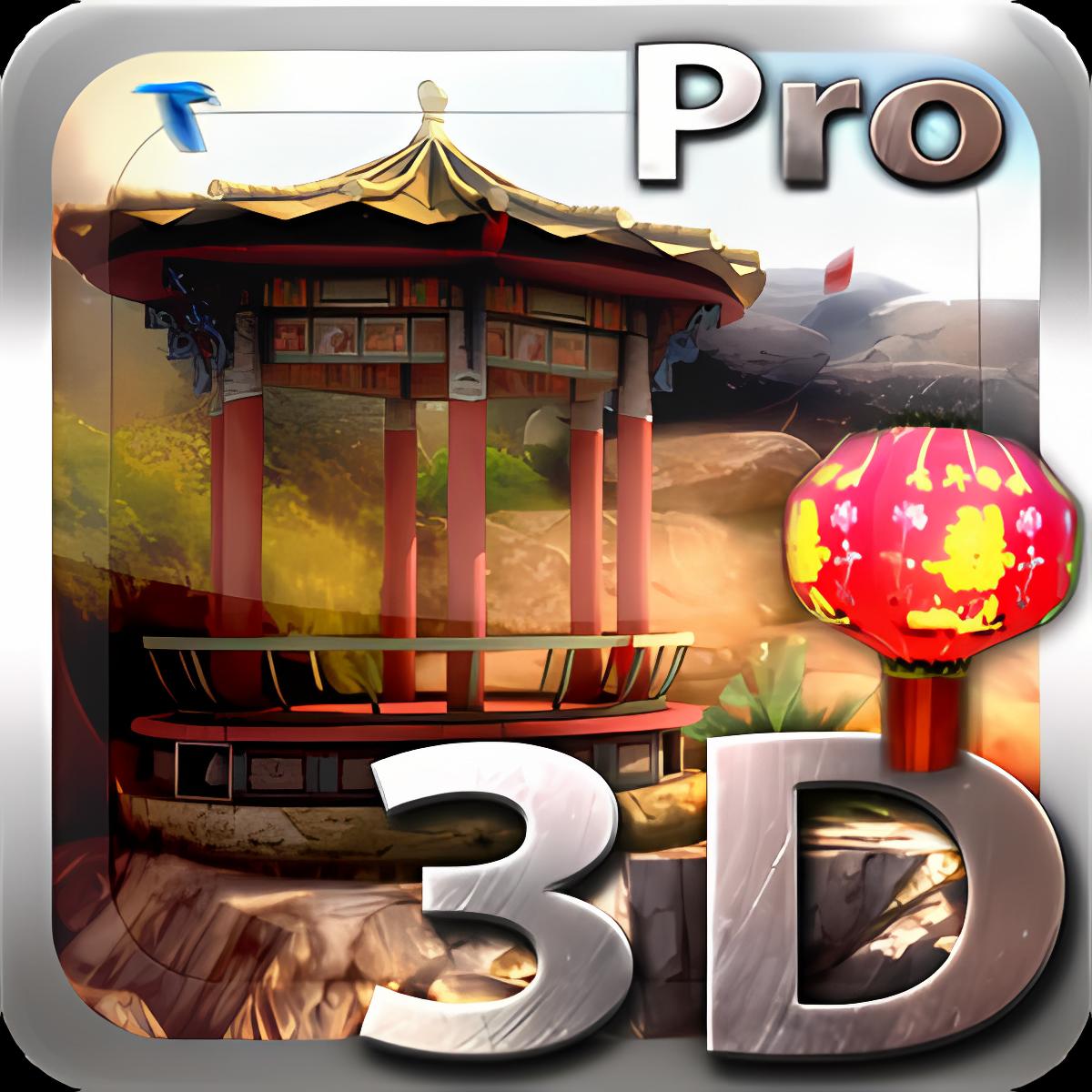 Oriental Garden 3D Pro 1.2
