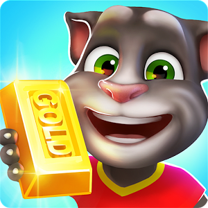 Talking Tom Gold Run  1.0.12