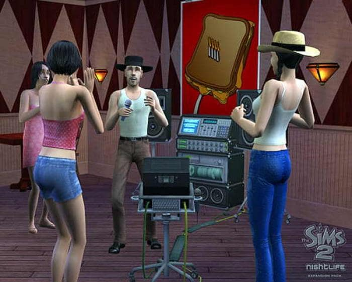 Los Sims 2: Noctámbulos