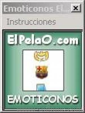 Emoticonos ElPelaO