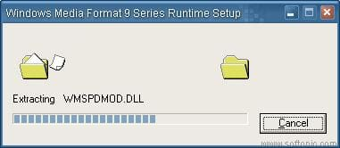 Windows Media Format 9 Runtime files