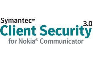 Symantec Client Security for Nokia Communicator