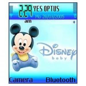 Disney Baby Theme