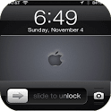 iPhone lock Screen Theme 1.9