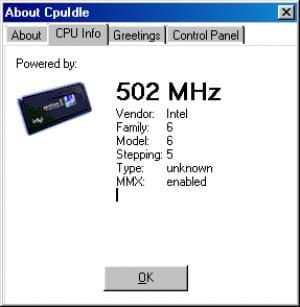 CPU Idle