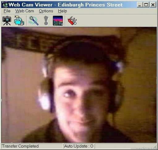 Web Cam Viewer