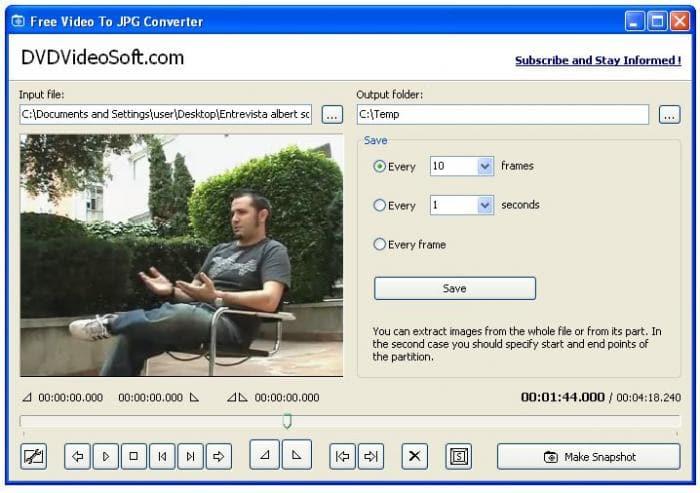 Jpg To Paa Converter Video