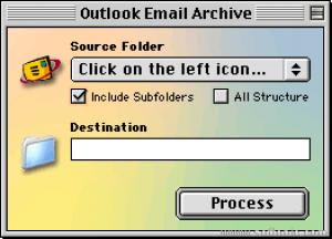 Outlook Email Archive