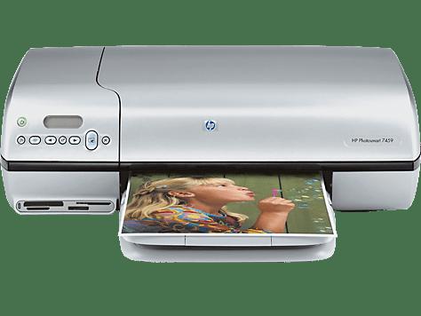 HP Photosmart 7450 Photo Printer drivers