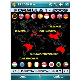 F1 2009 Mobile