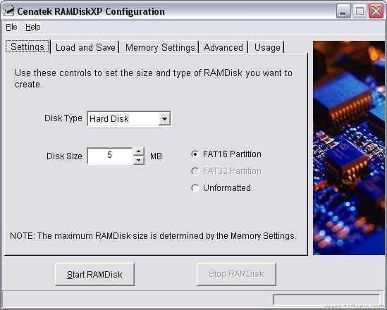 RamDisk