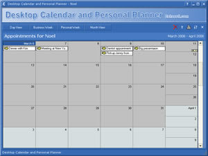 free downloadable appointment calendar