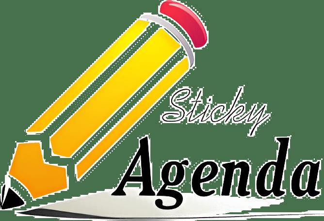 Sticky Agenda
