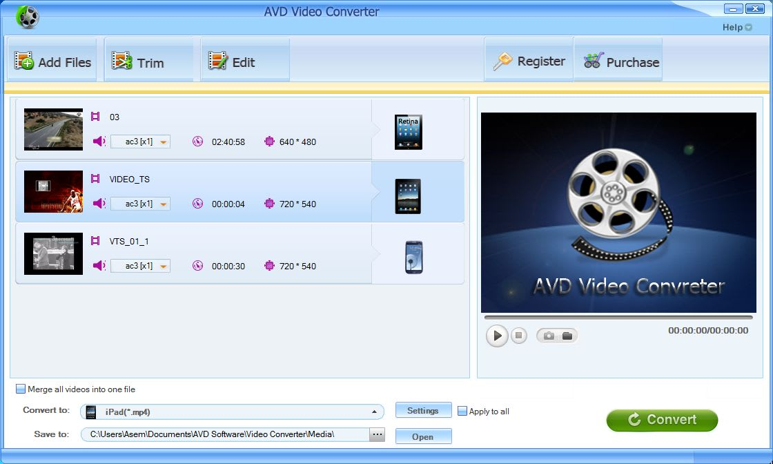 AVD File Extension - What is it and how to open AVD format