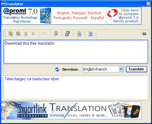 IM Translator