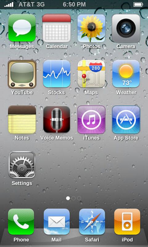 Fake iPhone 4S
