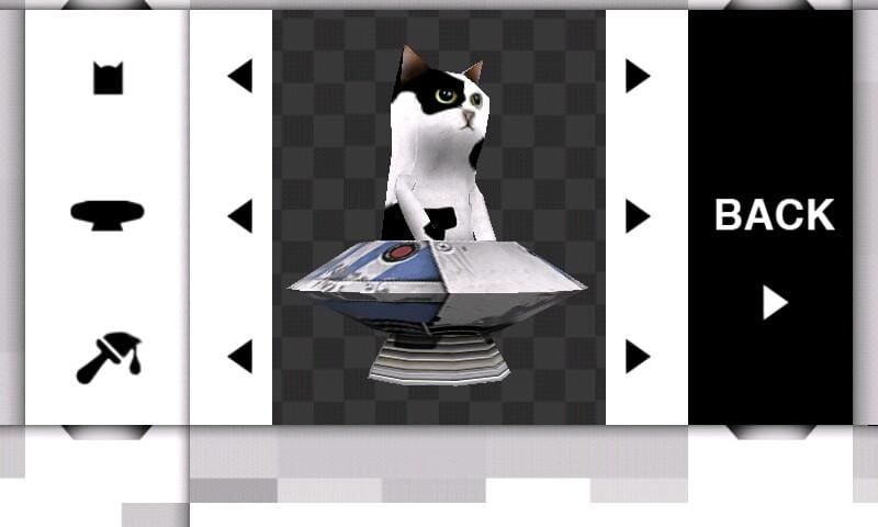 SpaceCat (3D)