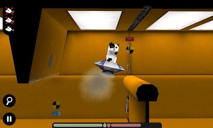 SpaceCat 3D