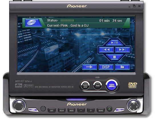 Pioneer Navigation AVIC-N2