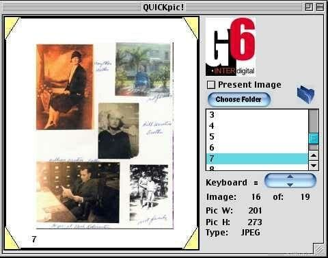 QUICKpic Image Viewer