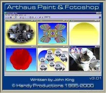 Arthaus Paint & Fotoshop