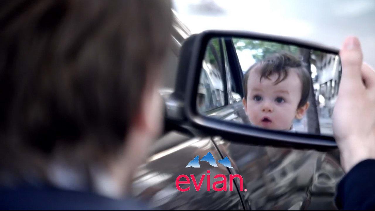 evian baby&me app - reloaded