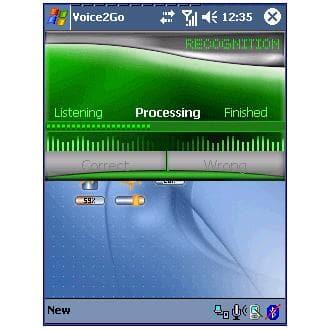 VITO Voice2go