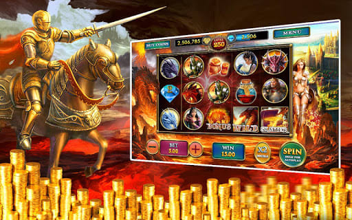 Dragons Den Free Slots Game