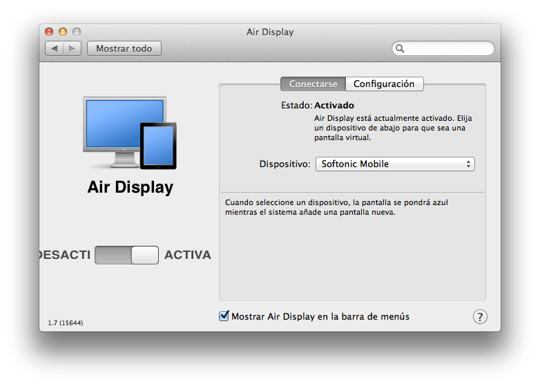Air Display Connect