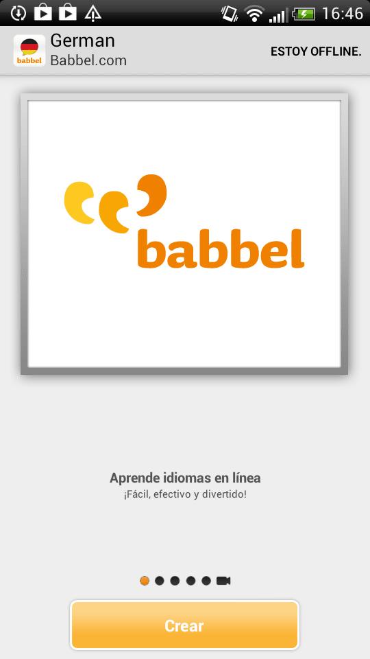 Aprender alemán con Babbel.com