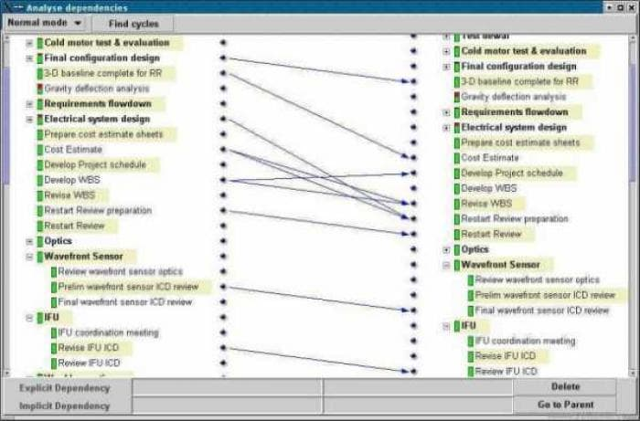 Intellisys Project Desktop