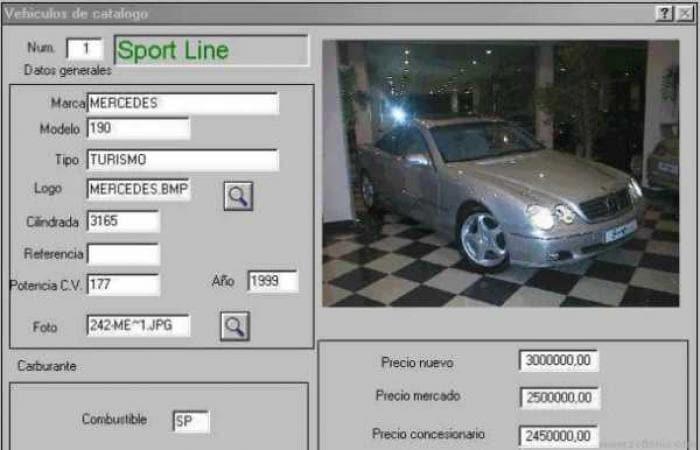 Compra venta automóviles