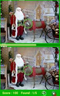Encontrar Navidad Diferencia