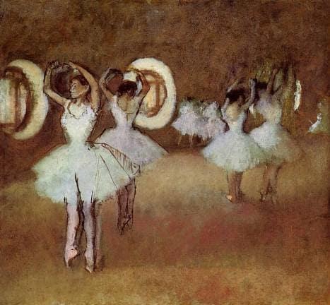 Edgar Degas Screensaver