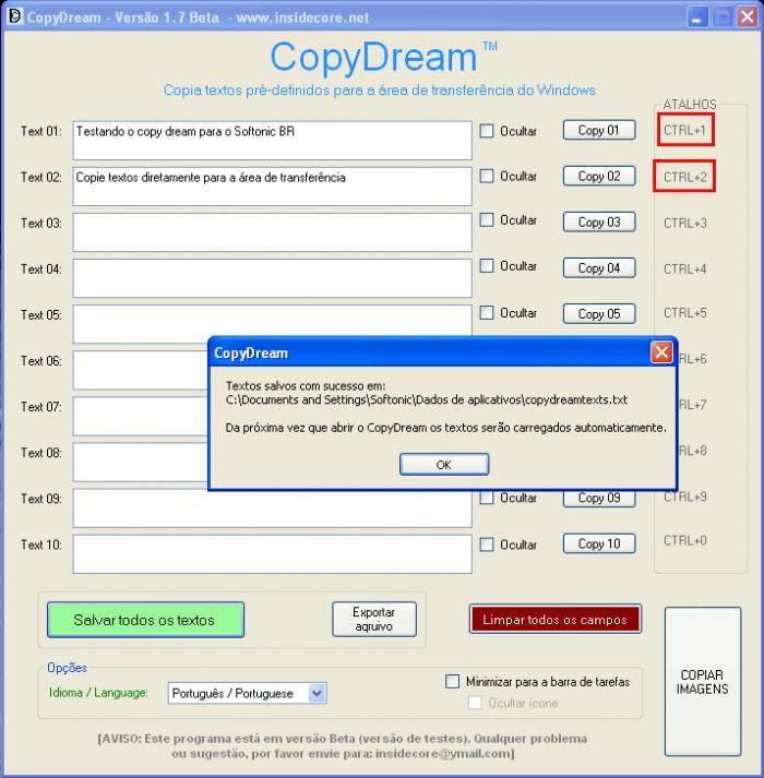 CopyDream