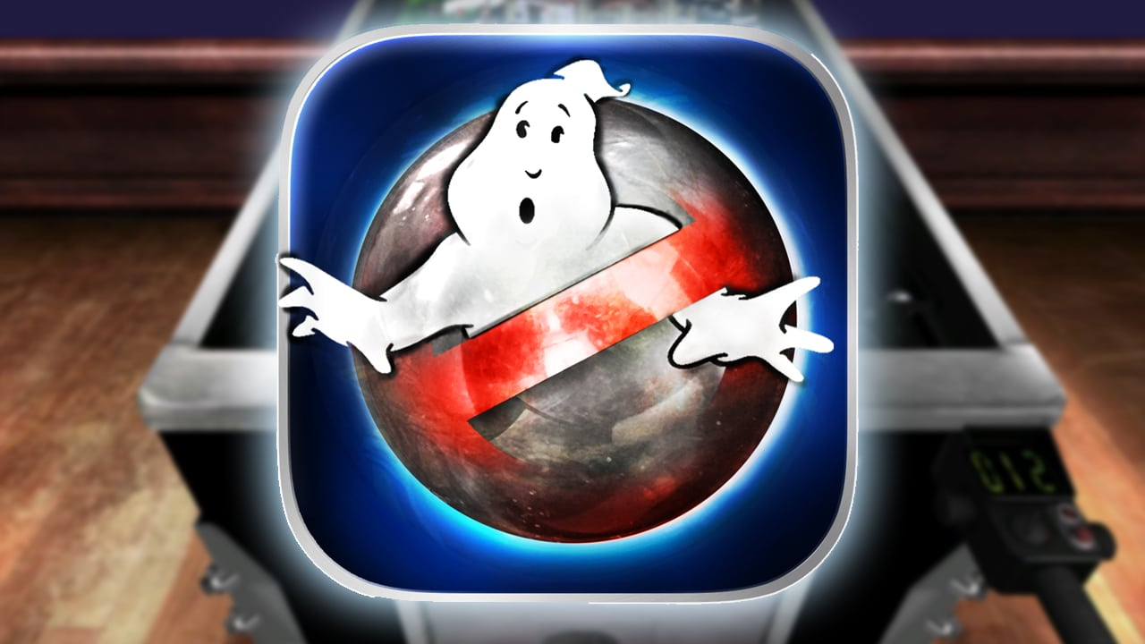 Ghostbusters Pinball