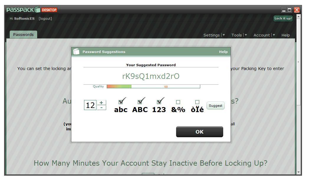 Passpack Desktop