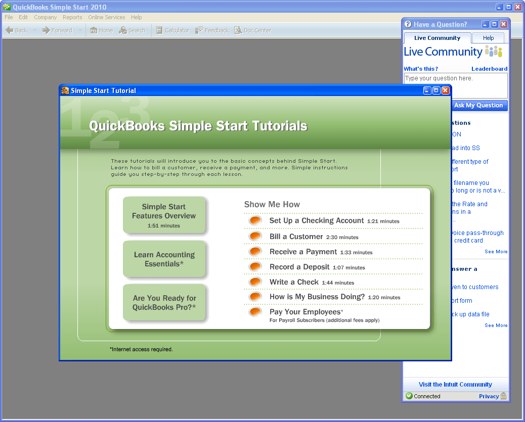 QuickBooks Smarter Business Tools for the World s Hardest Workers