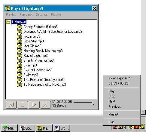 Ultima Mini Player 3