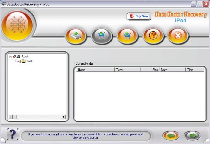 iPod Files Restore