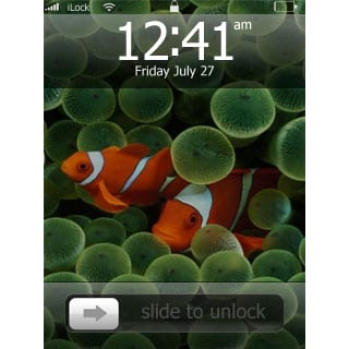 iPhone Lock