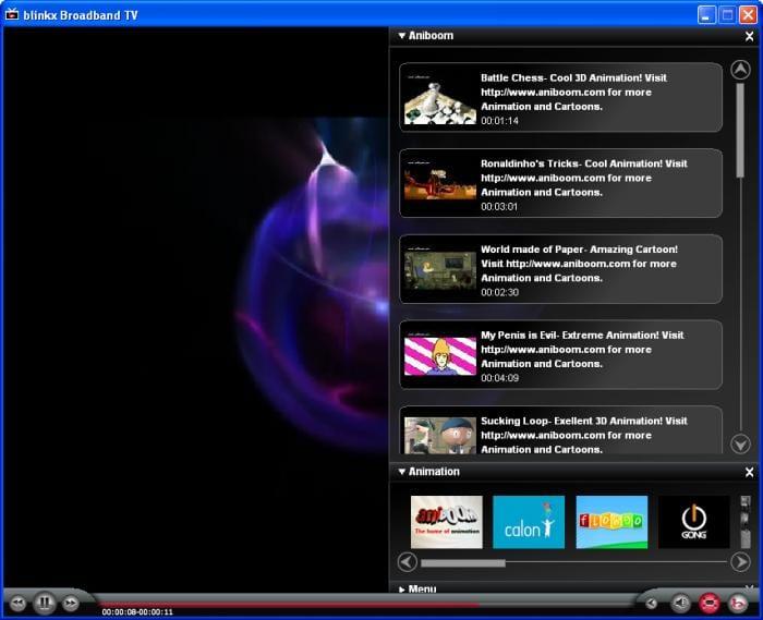 Blinkx BBTV